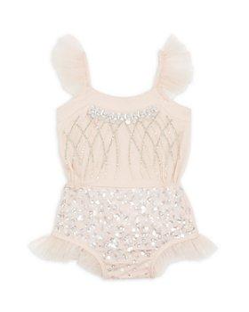 Tutu Du Monde - Girls' Showtime Embellished Bodysuit - Baby