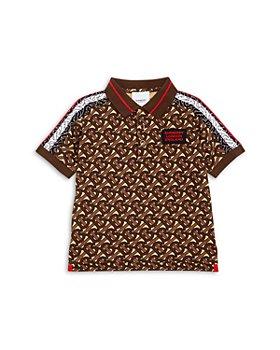 Burberry - Boys' Archie Logo Print Polo Shirt - Little Kid, Big Kid