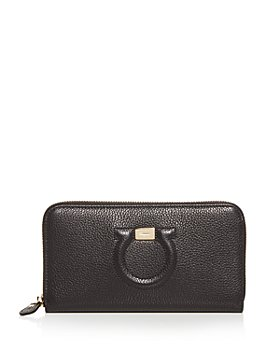 Salvatore Ferragamo - Leather Continental Wallet