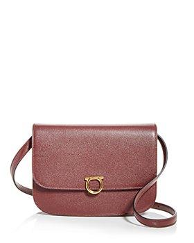 Salvatore Ferragamo - Leather Shoulder Bag