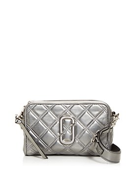 MARC JACOBS - The Softshot Quilted Leather Crossbody