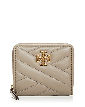Tory Burch - Kira Chevron Leather Bifold Wallet
