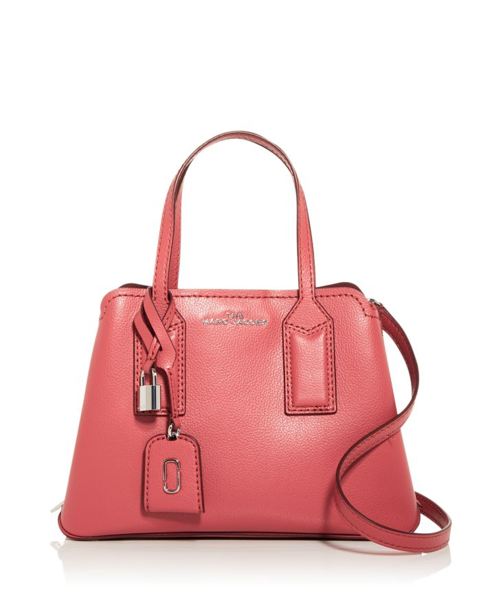 MARC JACOBS MARC JACOBS The Editor Leather Satchel  | Bloomingdale's
