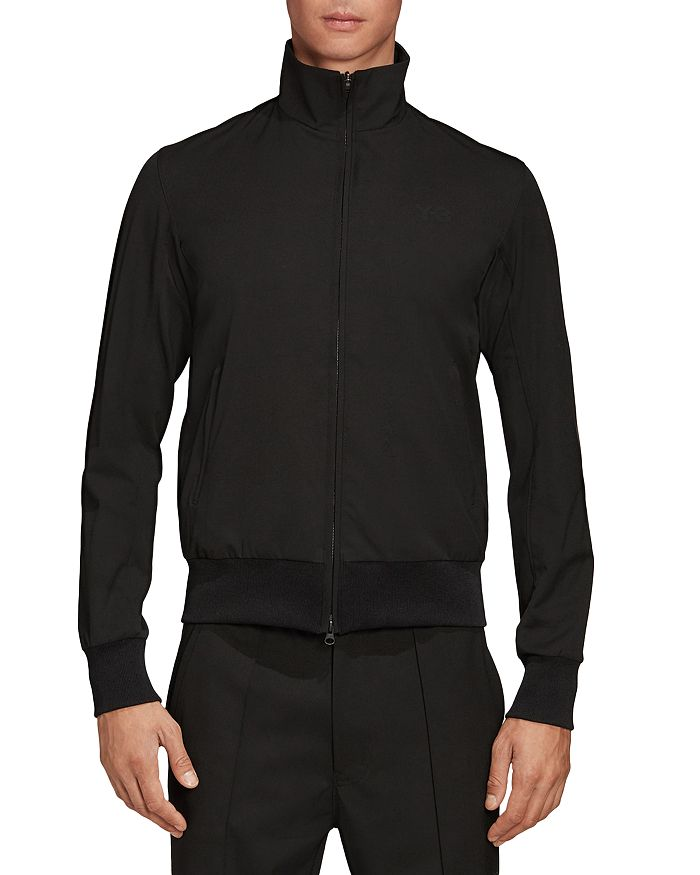 Y-3 - Streamlined Track Jacket
