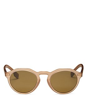 Burberry - Men's Round Sunglasses, 50mm