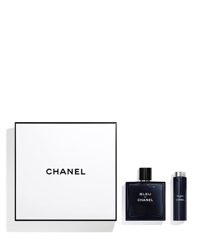 CHANEL - BLEU DE CHANEL Eau de Toilette Twist & Spray Set