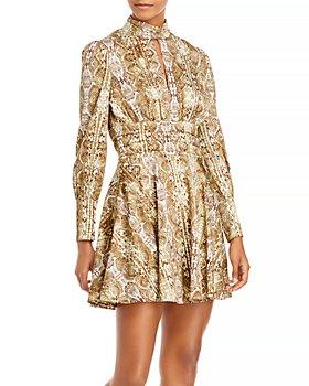 WAYF - Holly Cutout Mini Dress