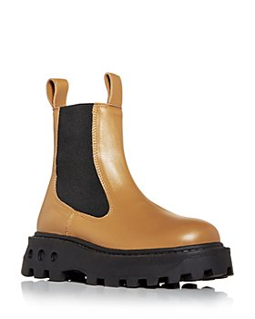 SIMON MILLER - Women's Scrambler Platform Chelsea Boots