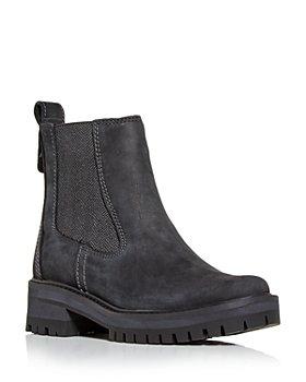 Timberland - Women's Courmayeur Block Heel Chelsea Boots
