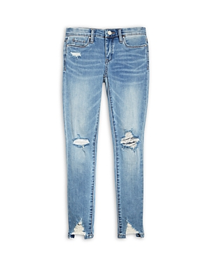 Blanknyc Girls\\\' The Mini Reade Distressed Jeans - Big Kid-Kids