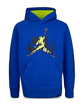 JORDAN - Boys' Nike Air Logo Hoodie - Big Kid