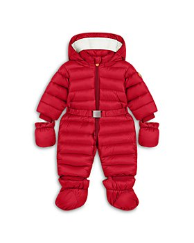 Save The Duck - Boys' Hooded Quilted Onesie - Baby