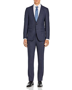 BOSS - Herrel/Grace Birdseye Slim Fit Suit