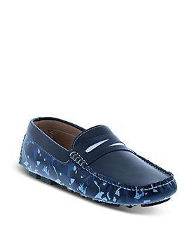 Robert Graham - Men's Realist Camo Printed Slip On Loafers