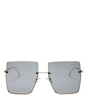 Fendi - Women's Square Sunglasses, 60mm