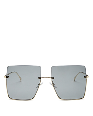 Fendi Women\\\'s Square Sunglasses, 60mm-Jewelry & Accessories