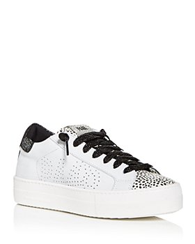 P448 - Women's Thea Low Top Sneakers