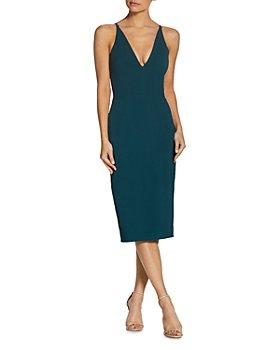 Dress the Population - Lyla Bodycon Midi Dress