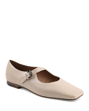 Women's Darcey Buckled Mary Jane Flats