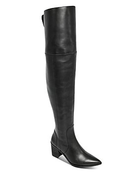 Charles David - Women's Elda Pointed Toe Over The Knee Boots
