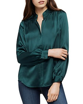 L'AGENCE - Bianca Silk Blouse