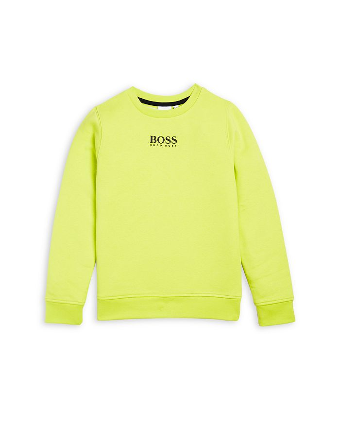 BOSS Hugo Boss - Boys' Logo Sweatshirt - Big Kid