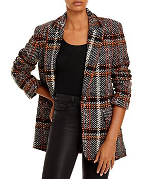 LINI - Valerie Tweed Blazer - 100% Exclusive