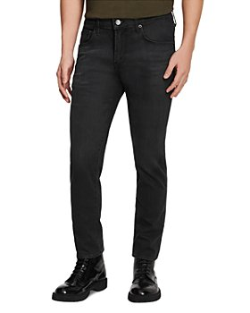 J Brand - Tyler Slim Fit Jeans in Blancho