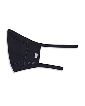 Oakley - Black Solid Face Mask