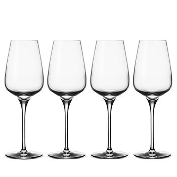 Villeroy & Boch - Voice Basic White Wine Glasses, Set of 4
