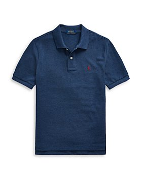 Ralph Lauren - Boys' Logo Polo Shirt - Little Kid, Big Kid