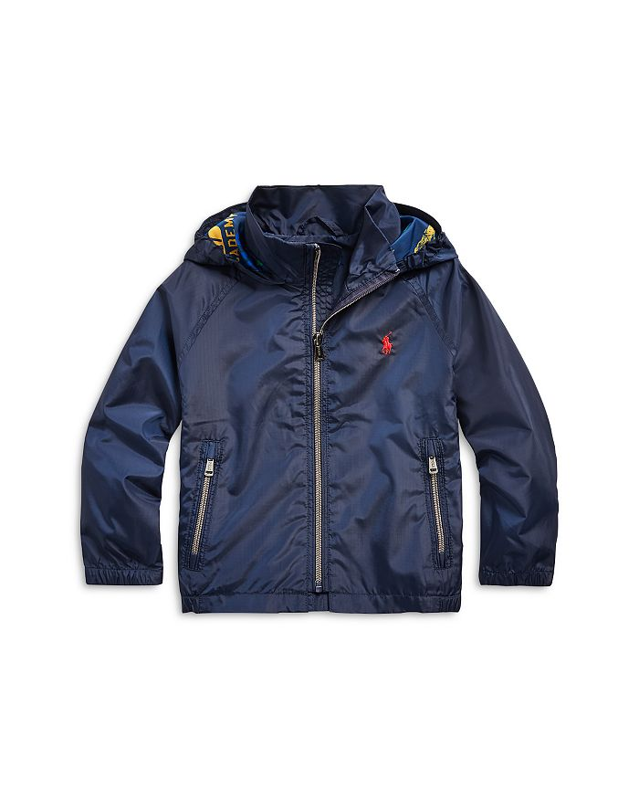 Ralph Lauren - Boys' Packable Water Resistant Jacket - Little Kid, Big Kid