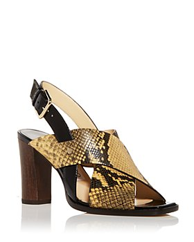 Jimmy Choo - Women's Aix 85 Criss Cross High Heel Sandals