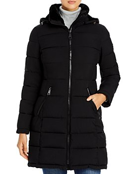 Calvin Klein - Hooded Faux Fur Lined Puffer Coat