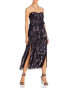 IRO - Somov Halter Midi Dress