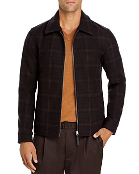 Theory - Wyatt Kensington Plaid Jacket - 100% Exclusive