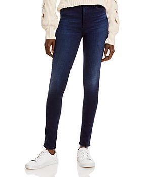 rag & bone - Nina High Rise Skinny Jeans in New Gate