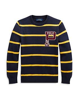 Ralph Lauren - Boys' Striped Sweater - Big Kid