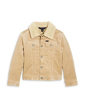 Ralph Lauren - Girls' Corduroy Trucker Jacket - Little Kid, Big Kid