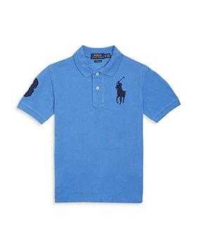 Ralph Lauren - Boys' Large Logo Polo Shirt - Big Kid
