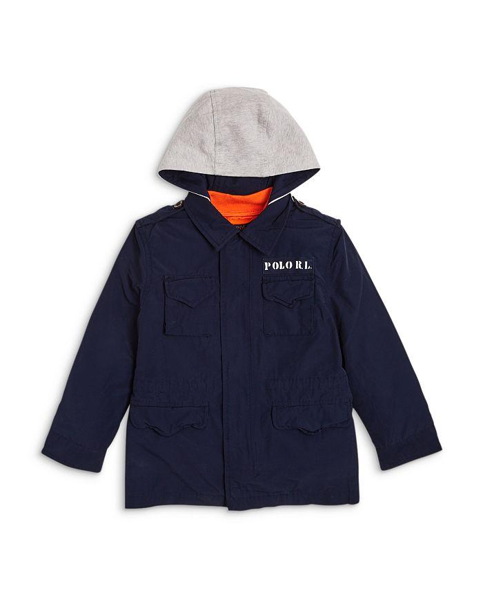 Ralph Lauren - Boys' Combat 3-in-1 Hooded Jacket - Little Kid, Big Kid
