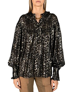 Derek Lam 10 Crosby - Lou Long Sleeve Blouse