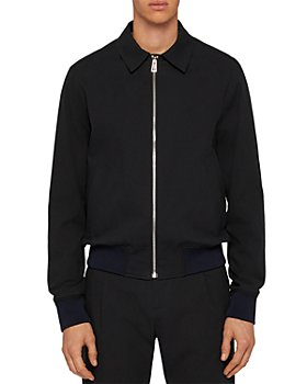 PS Paul Smith - Contrast Trim Bomber Jacket