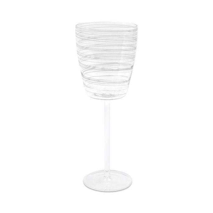VIETRI - Swirl White Wine Glass