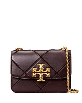 Tory Burch - Eleanor Diamond Quilt Leather Convertible Shoulder Bag