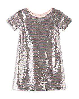 Peek Kids - Girls' Bianca Flip Sequin Dress - Little Kid, Big Kid