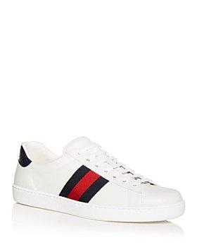 Gucci - Men's Ace Low Top Sneakers