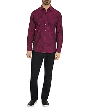 Robert Graham Andretti Classic Fit Shirt-Men