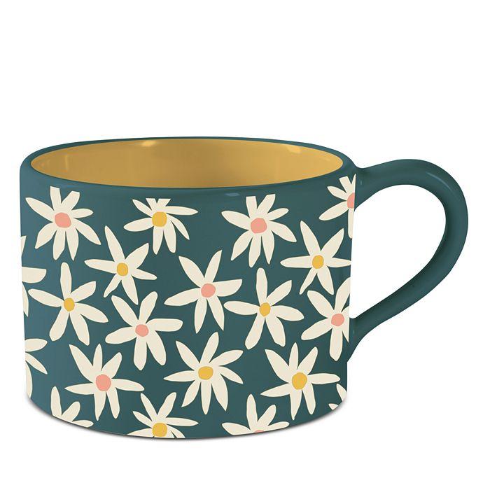 Fringe - Daisies Morning Mug