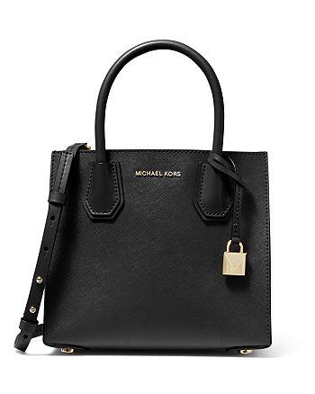 MICHAEL Michael Kors - Mercer Medium Leather Messenger Bag